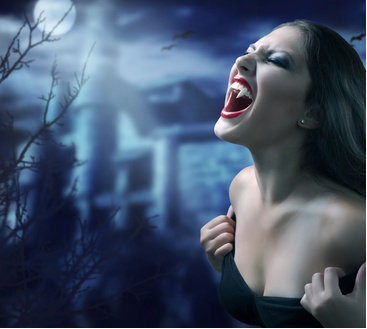 vampires in modern culture With the increase of monster's literature works, vampire has become one of the most fashionable vampire culture is demonstrated in many forms such as books, movies.