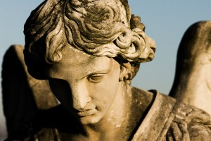 statua dell'angelo