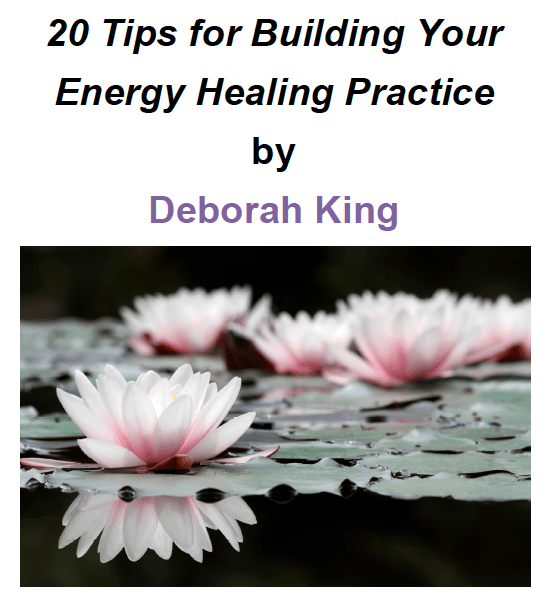 how to build a healing practice