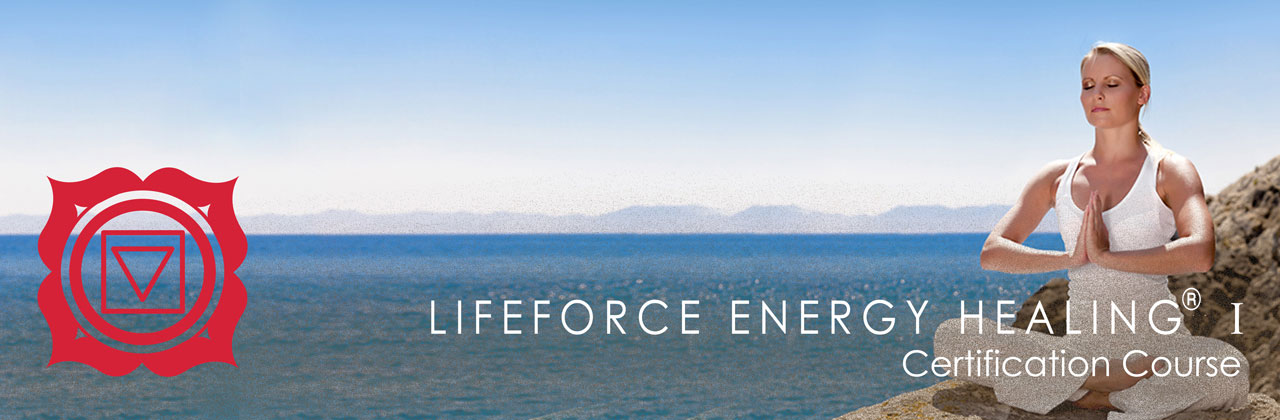 LifeForce Energy Healing® I