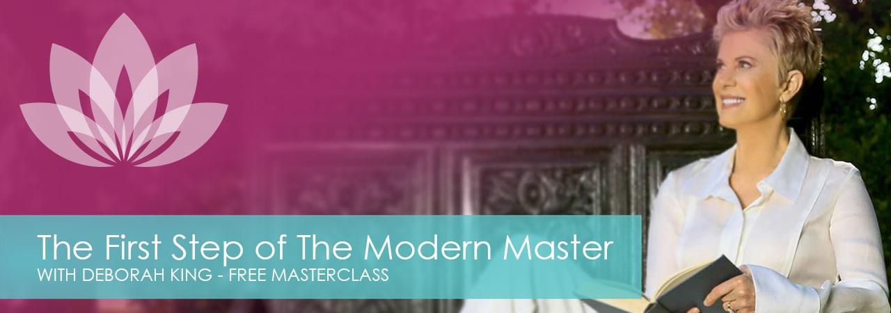 Deborah King Modern Master Webinar
