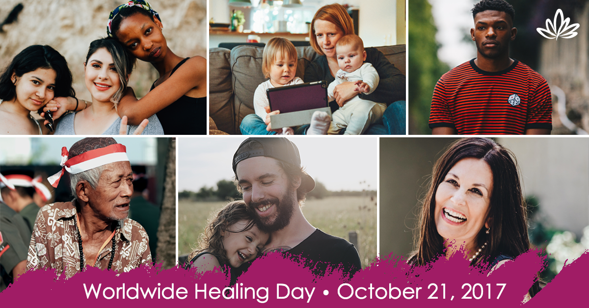 Worldwide Healing Day