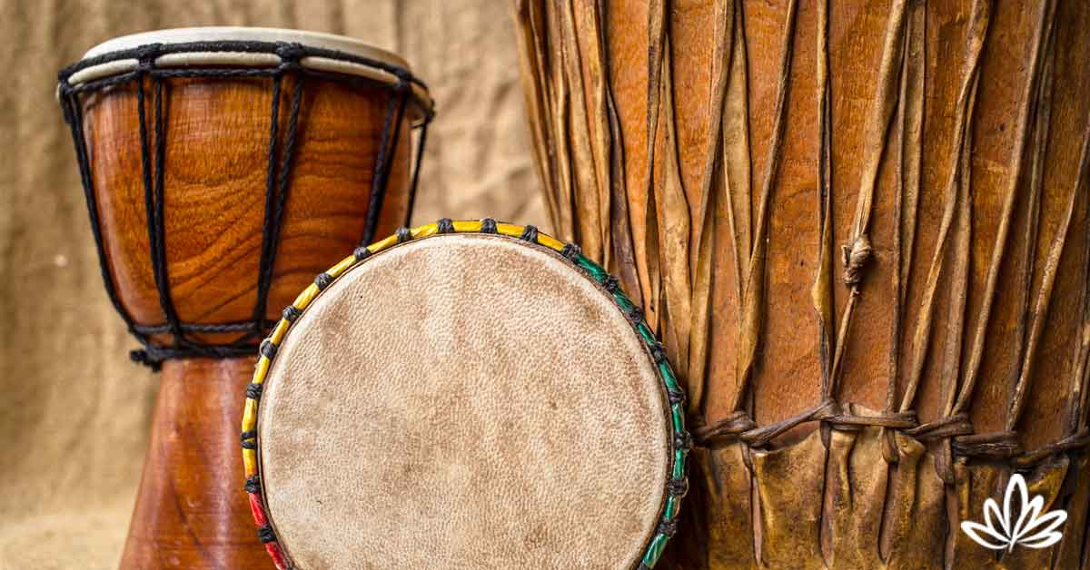 drumming therapy exercises