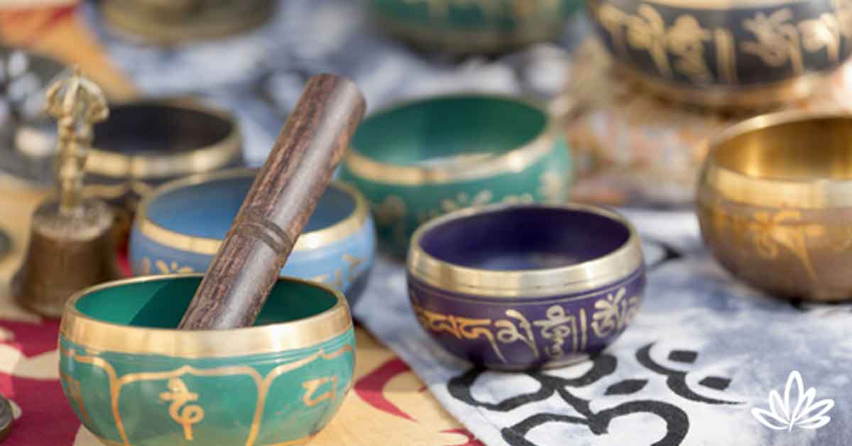 singing bowls healing