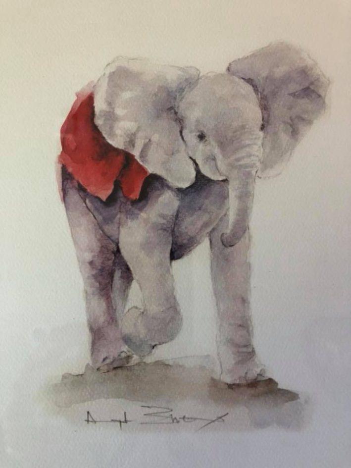 Deborah's Elephant