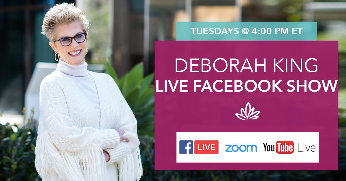 Deborah King Live Show