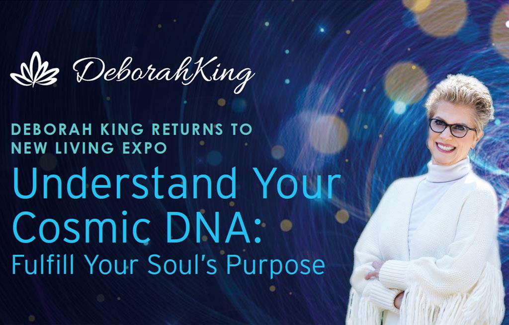 Deborah King at New Living Expo 2020