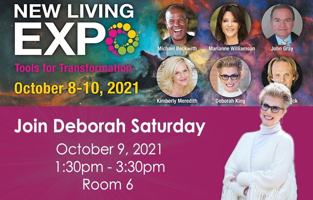 Deborah King New Living Expo 2021