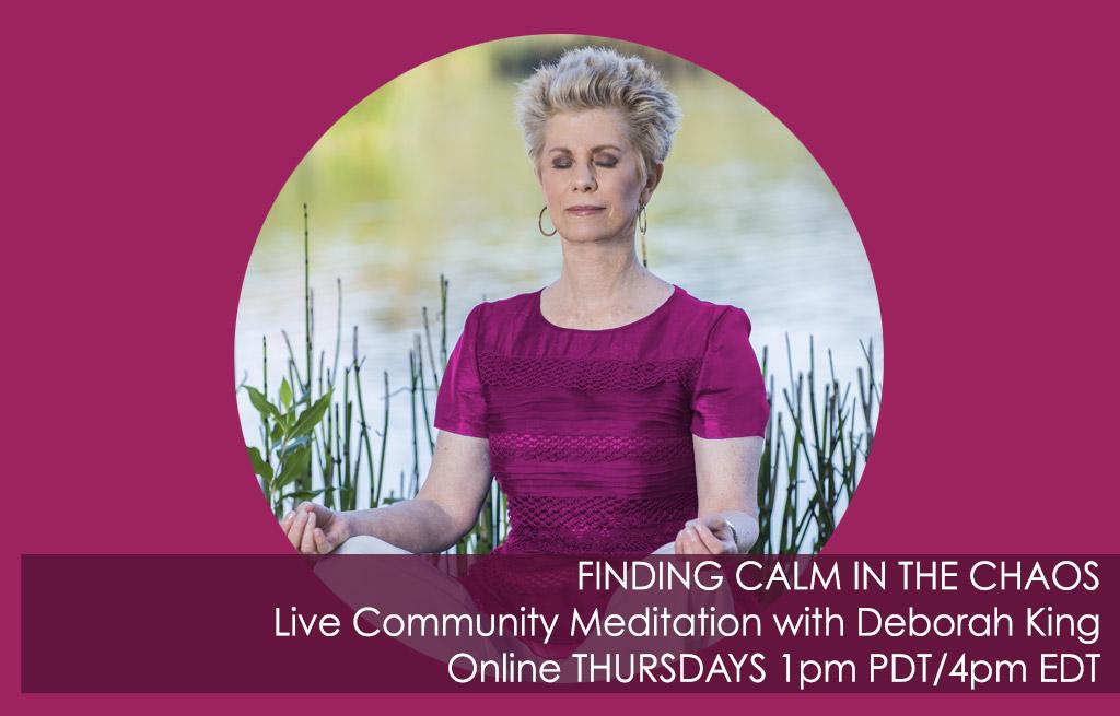Meditate with Deborah