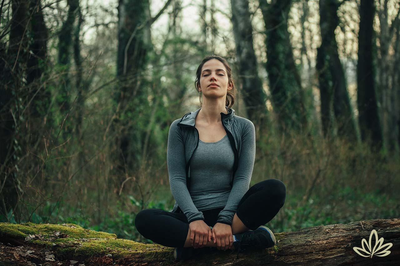 Meditation toward self-discovery