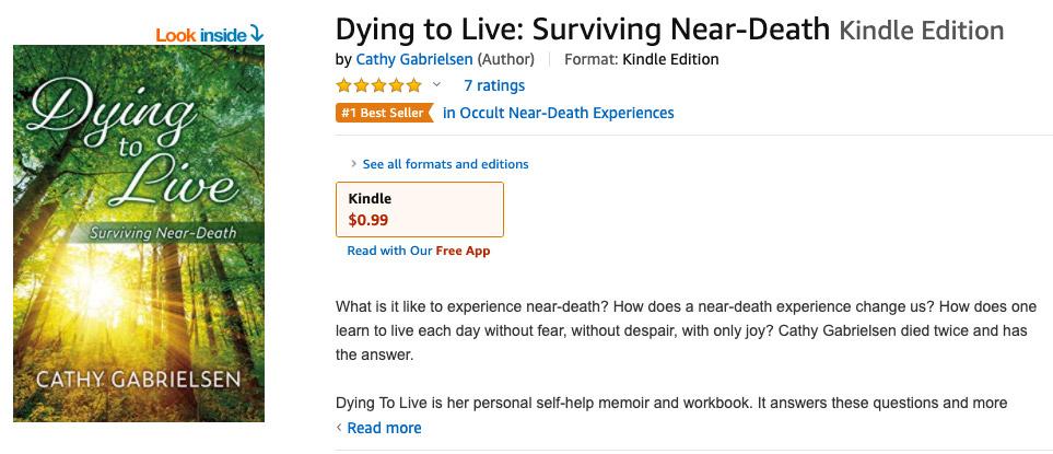 #1 Best seller Near Death Experience
