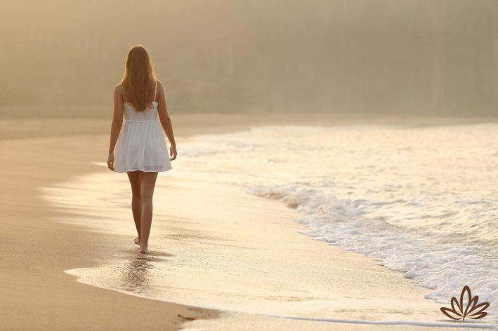 Breathing like ocean waves