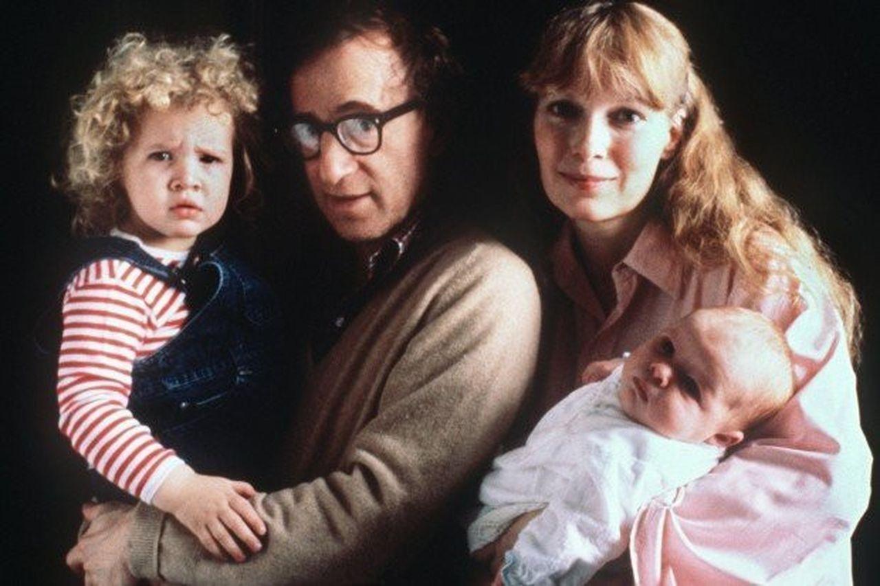 Woody Allen Family