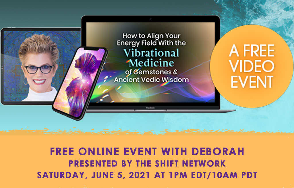 free event with Deborah