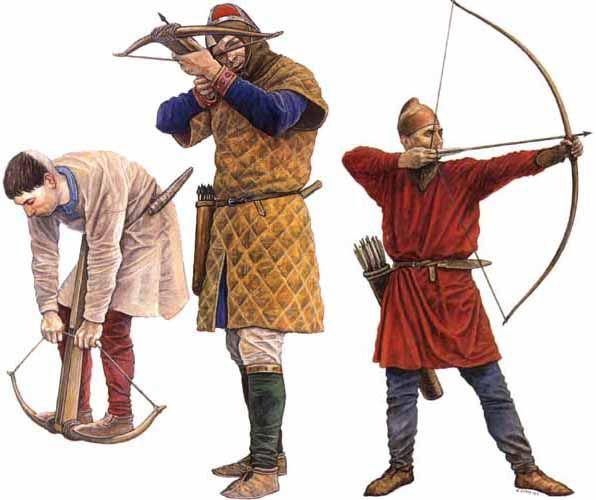 12th century archer
